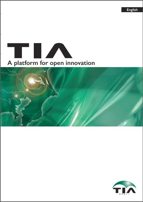 『TIAパンフレット(英文)2016.10』の画像