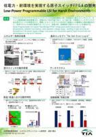 『低電力・耐環境を実現する原子スイッチFPGA_の開発(2017.2.15)』の画像