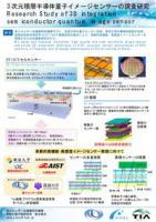 『3次元積層半導体量子イメージセンサーの調査研究(2017.2.15)』の画像