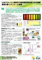 『七色クロレラと機能性不飽和脂肪酸を創り出す微細藻類の重イオンビーム育種(2016.10.11)』の画像