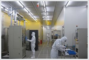 『SiCデバイス試作用クリーンルーム』の画像