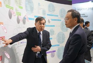『nano tech 2013 出展のご報告(5)』の画像