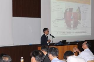 『第1回TIA かけはし 成果報告会 開催報告(2)』の画像