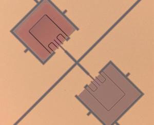 MEMS高感度圧力センサー